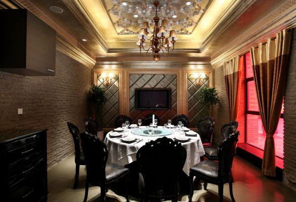 北京主题餐厅装修