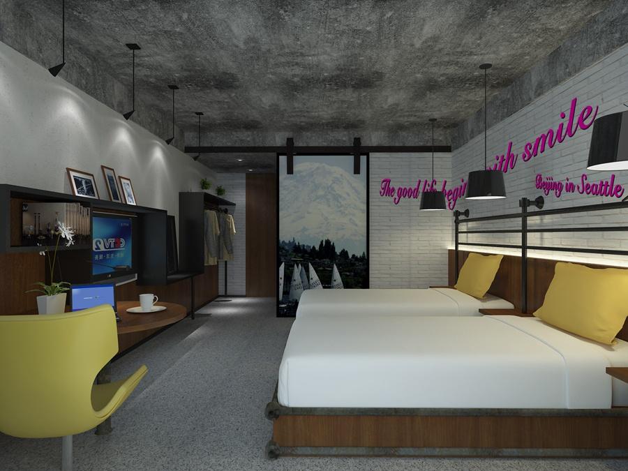 北京酒店装修,酒店装修